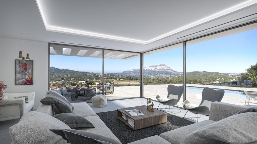 Moderne luxe villa in Javea  Spanje Specials