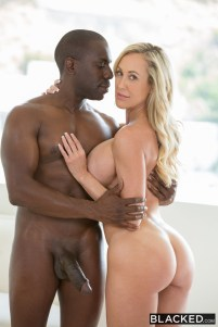 Brandi Love - Blacked glamcore