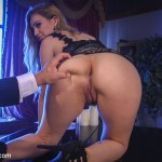 Lyra Law's ass at Sex and Submission