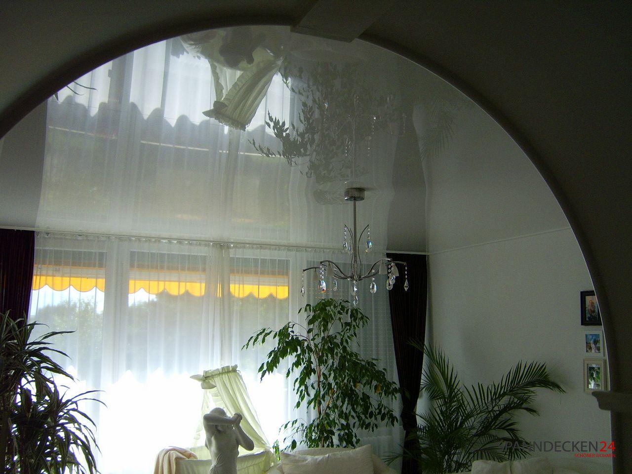 Gallery of Home Spanndecken Furs Wohnzimmer Den Flur Das Bad ...