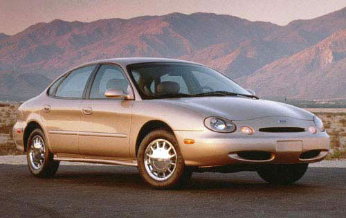 Styling Misfires: The 1996 Ford Taurus