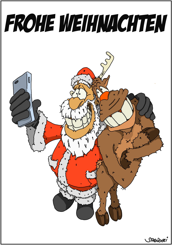 Weihnachtsgrüße Büro.Weihnachtsgrüße Lustig Chef