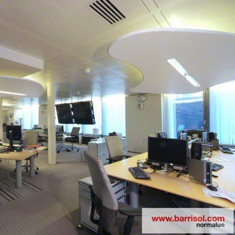 Barrisol Acoustics spanplafond