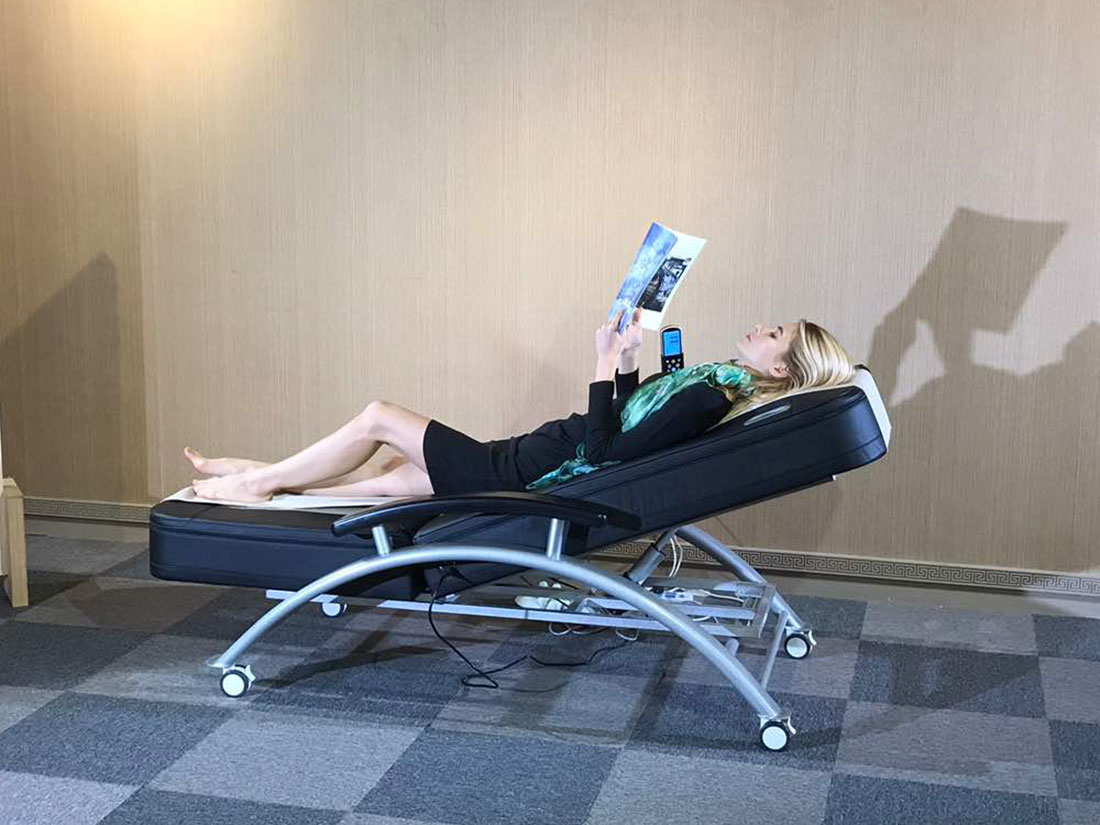 Korean Massage Chair Spansure V3 Plus Massage Bed Thermal Massage Bed