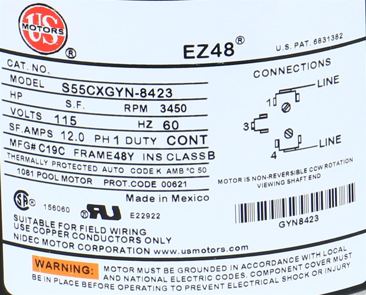 115 230 Volt Motor Wiring