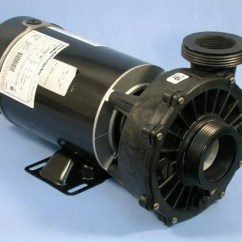 2 Speed Motor Wiring Diagram Plc Star Delta Waterway Spa Pumps | Part No. Sd-20-2n22c 3420820-10 2hp Hi-flo Side Discharge Pump Hot ...