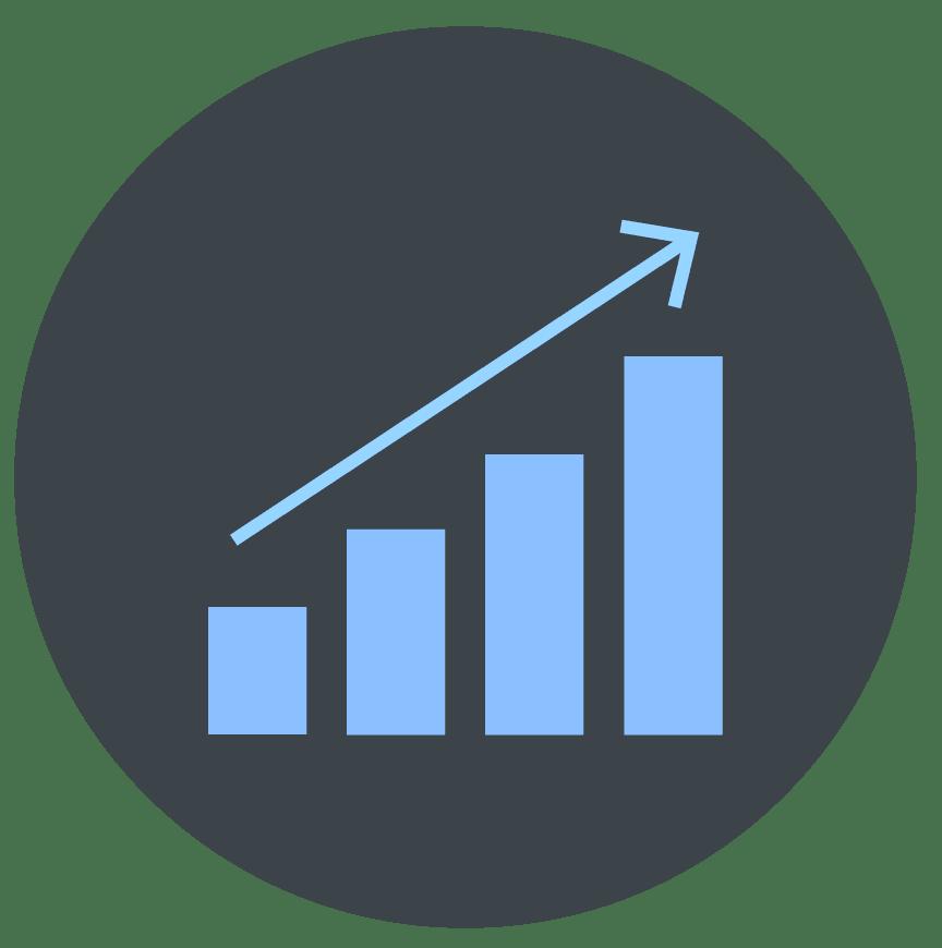 aktier-graf