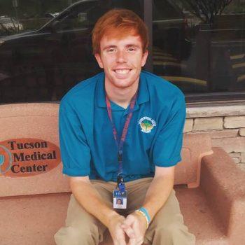Tyler - Intern with SPARCC Sports Medicine