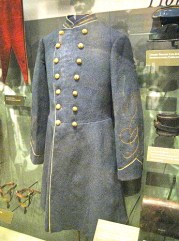 Frock Coat worn by Cecil Baker (Margaret's cousin) during the Civil War