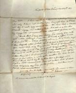 1833 Letter