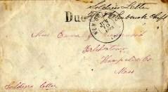 1862 Letter