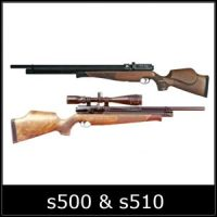 Air Arms s500 and s510 Spare Parts
