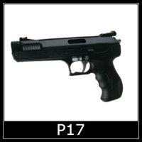 Beeman P17 Air Pistol Spare Parts
