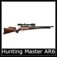 Evanix Hunting Master AR6 Air Rifle Spare Parts
