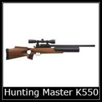 Evanix Hunting Master K550 Air Rifle Spare Parts