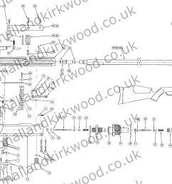 fx ranchero air rifle pistol exploded parts list diagram b [ 3200 x 1800 Pixel ]