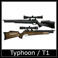 FX Typhoon Air Rifle Spare Parts