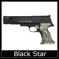 Weihrauch HW45 Black Star Air Pistol Spare Parts