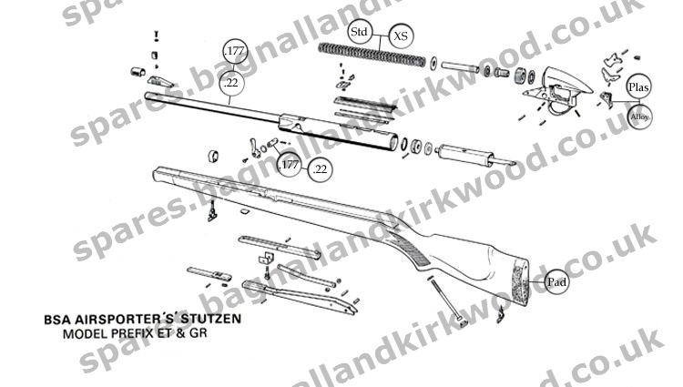 Air Bag Suspension Parts List
