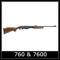 760 7600 Rifle Spare Parts
