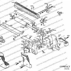 Glock 26 Parts Diagram Receptacle Wiring Gamo Compact Bagnall And Kirkwood Airgun Spares