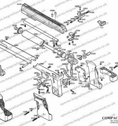 gamo compact air pistol exploded diagram parts list [ 1750 x 1500 Pixel ]