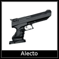 Webley Alecto Air Pistol Spare Parts