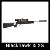 Webley Blackhawk Air Rifle Spare Parts