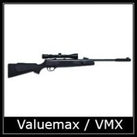 Webley Valuemax VMX Air Rifle Spare Parts