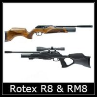 Walther Rotek Air Rifle Spare Parts