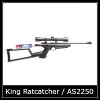 Crosman King Ratcatcher AS2250 Airgun Spare Parts