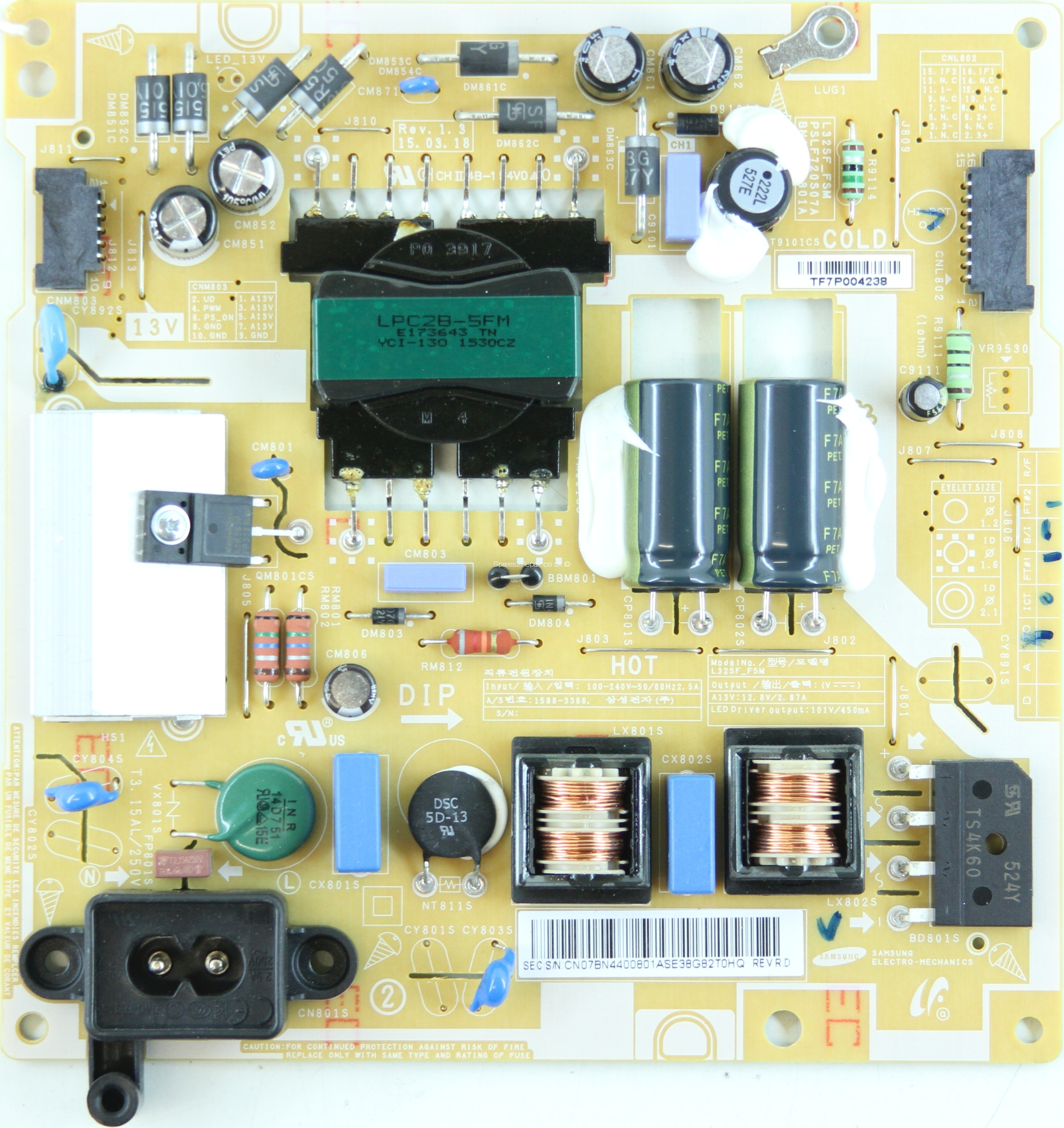 Appliance Parts And Technical Services Rs2531 Samsung Wiring Diagram