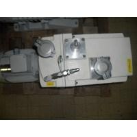 ROTARY VANE VACUUM PUMP LEYBOLD / HERAEUS D60A