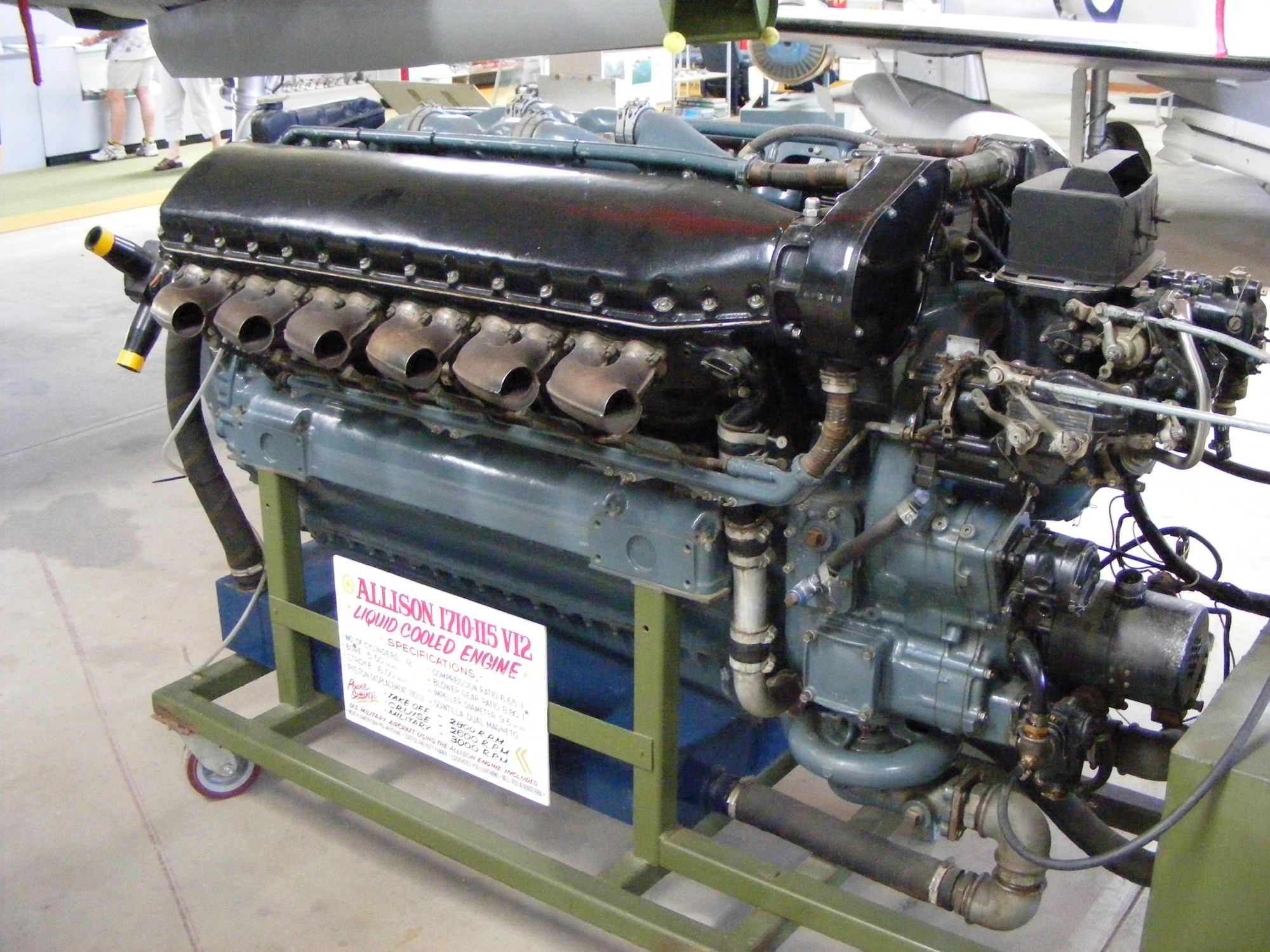 hight resolution of green monster engines