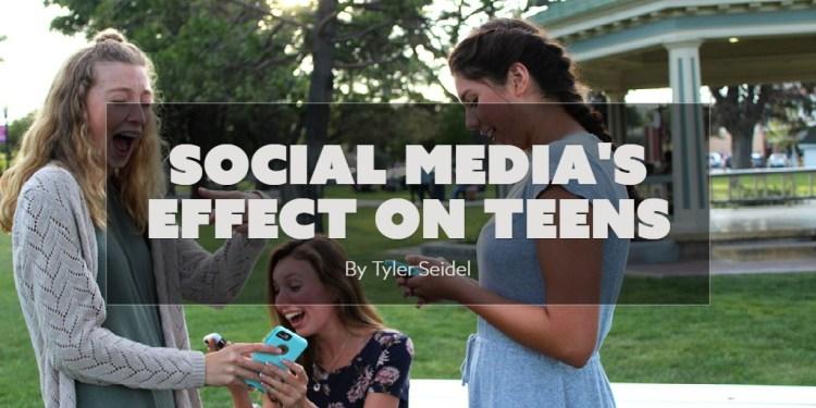 Social Media's Effect On Teens