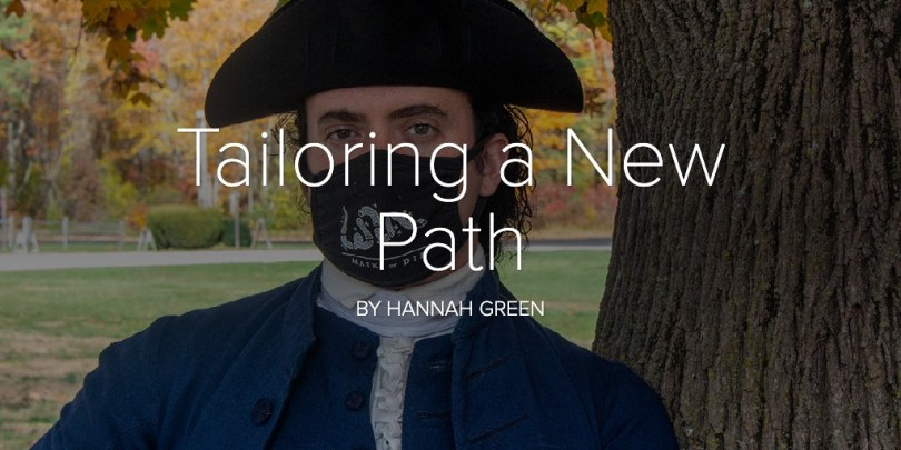 Tailoring a New Path