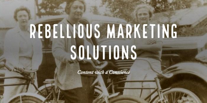 Rebellious Marketing Solutions