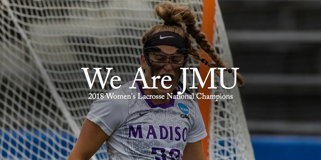 We Are JMU