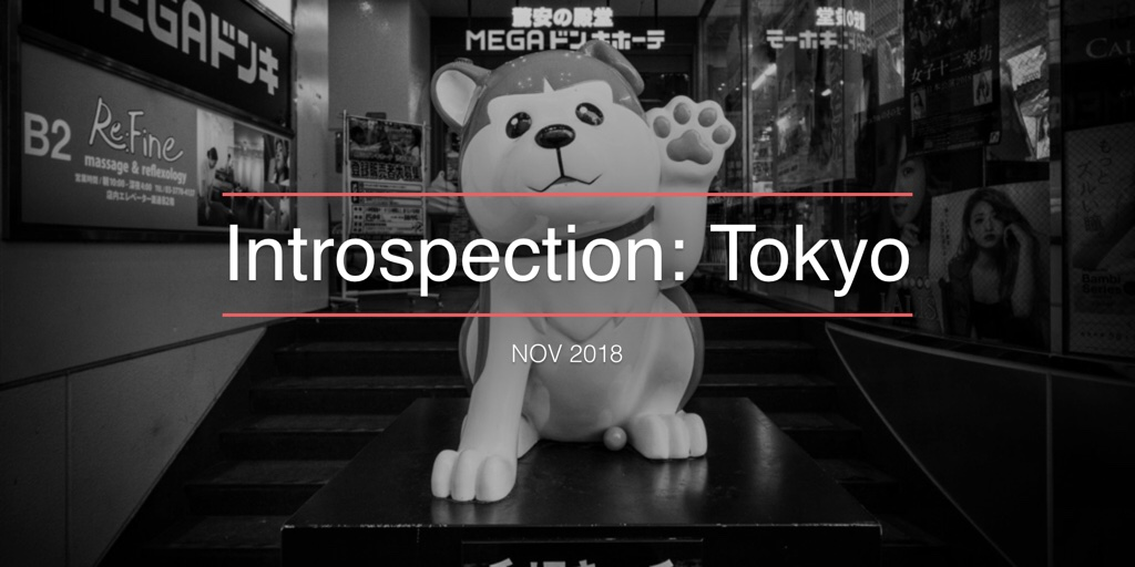 Introspection: Tokyo