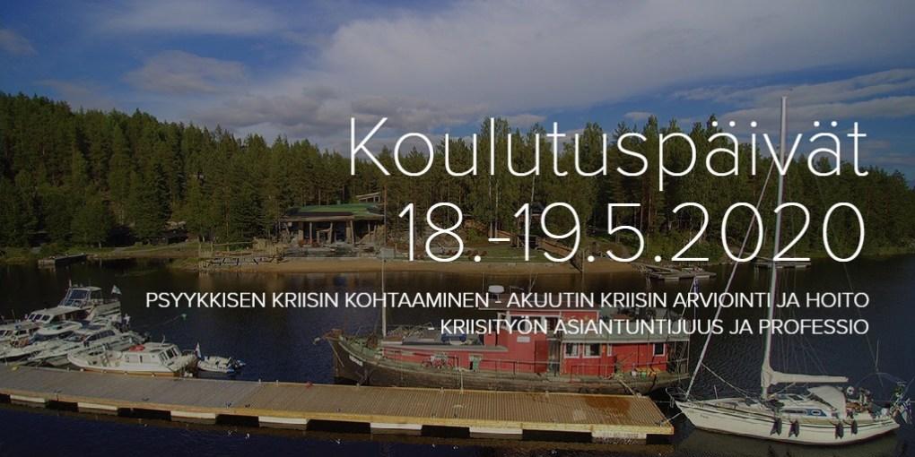 18.-19.5.2020 KRIISITYÖ
