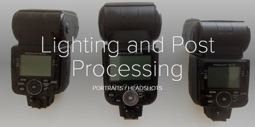 Lighting and Post Processing