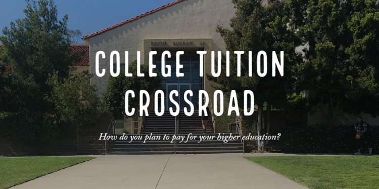 College Tuition Crossroad