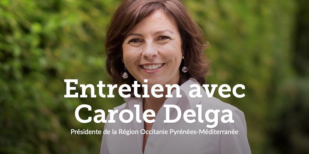 Entretien avec Carole Delga