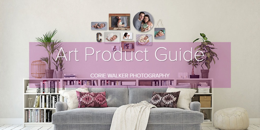 Art Product Guide