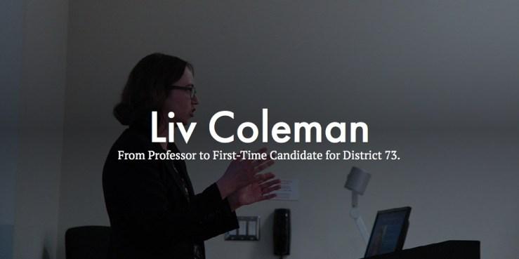 Liv Coleman