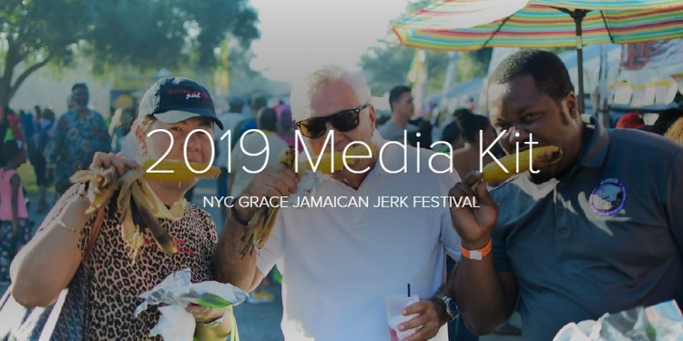 2019 NYC Jerk Fest Schedule