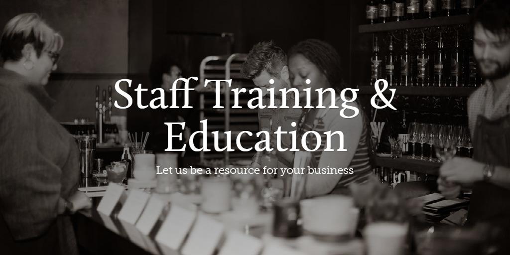 Staff Training & Education
