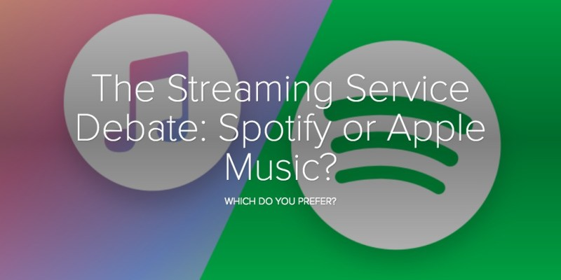 The Streaming Service Debate: Spotify or Apple Music?