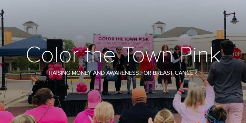 Color the Town Pink 2018