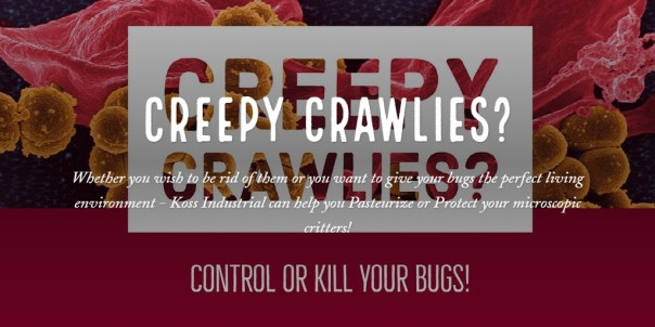 Creepy Crawlies?